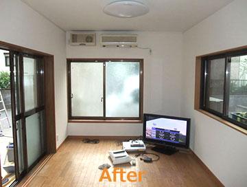 内装リフォーム 床・壁・天井